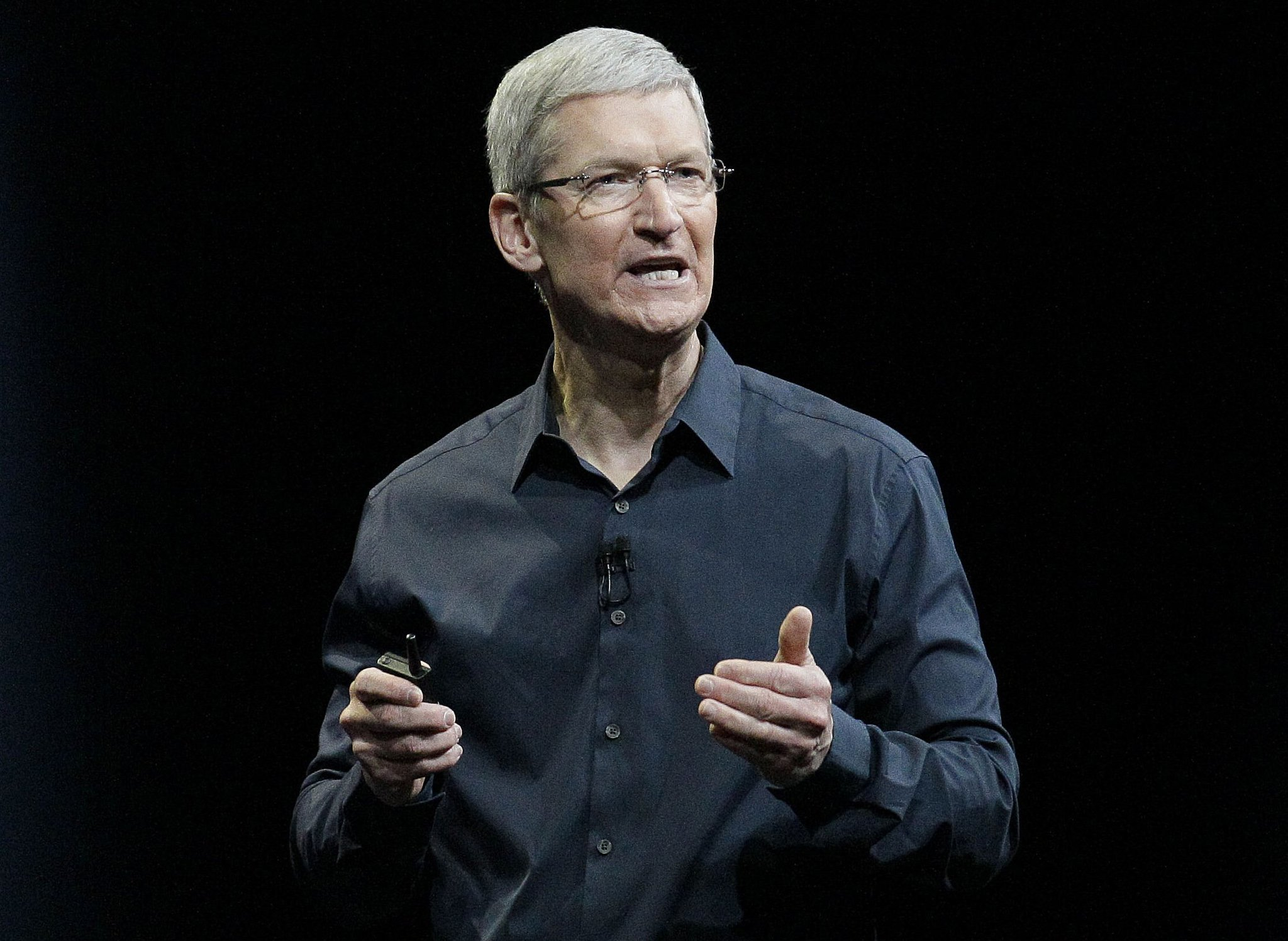 Apple's Tim Cook denounces 'religious freedom' proposals
