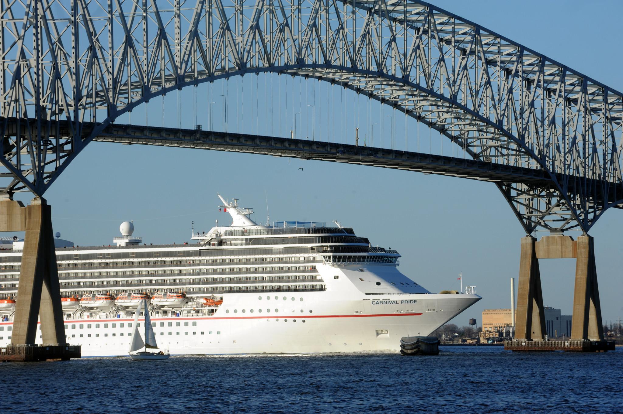 Carnival Cruise  Baltimore Sun