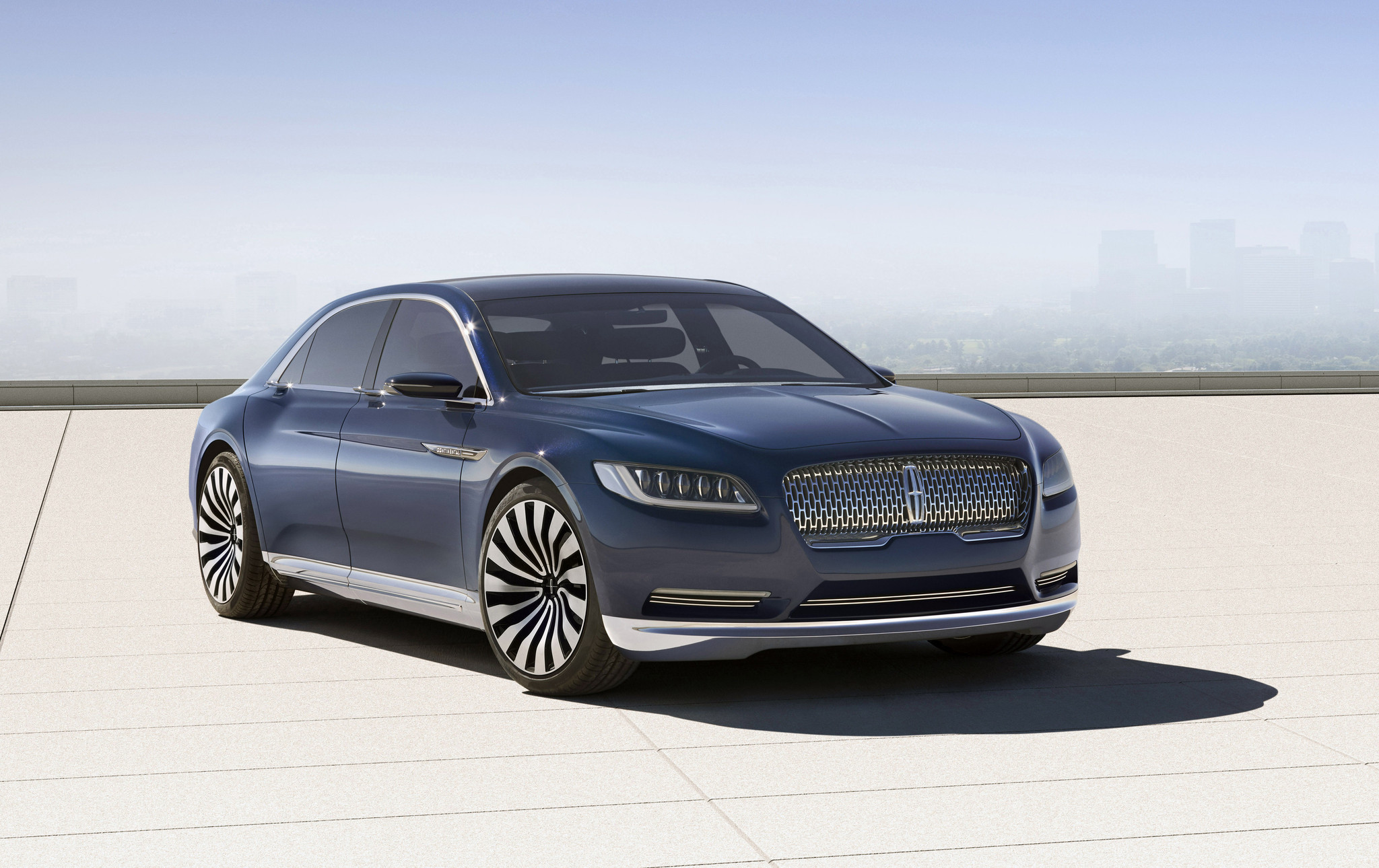 ford to bring back lincoln continental with eye on. Black Bedroom Furniture Sets. Home Design Ideas