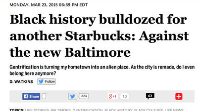 No Trivia: How white people have gentrified the word 'gentrification'