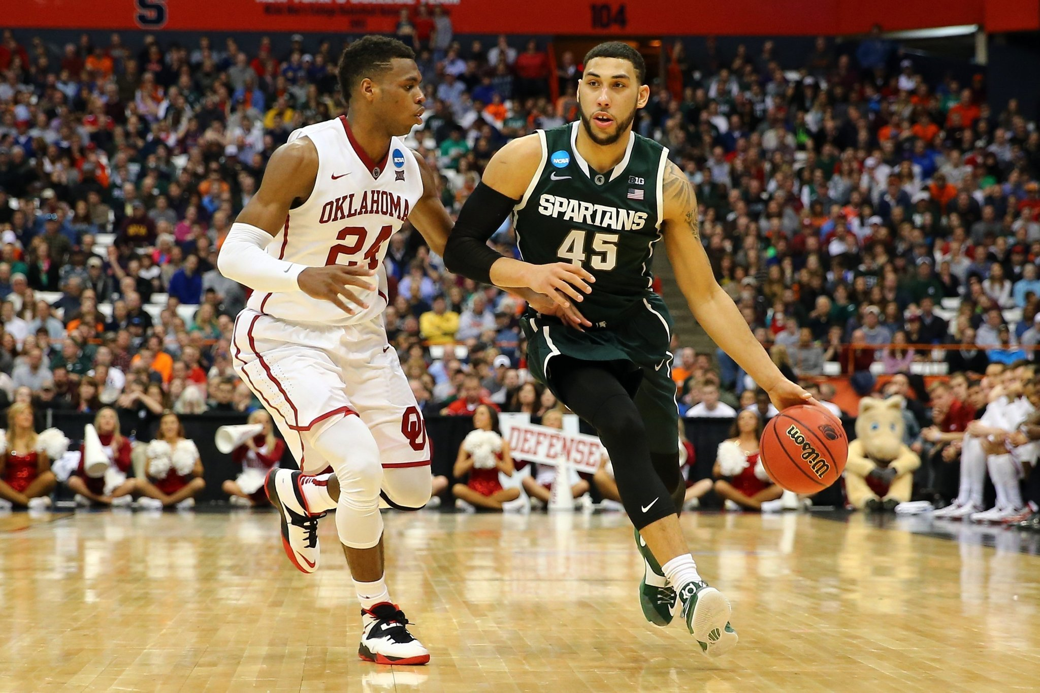 Michigan Stateu0027s Denzel Valentine Has NBA Potential, Analysts Say   Chicago  Tribune