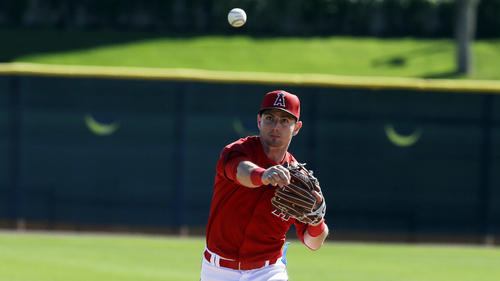 Angels lineup shaping up with less than week to go before season opens - LA Times