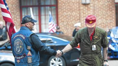Vietnam vets honored with state commemorative day
