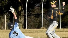 Baseball: Haas powers SC to win over Owls