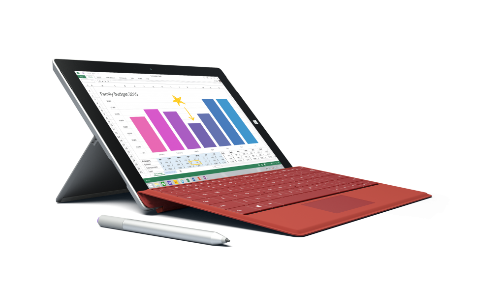 Microsoft introduces Surface 3, a cheaper tablet starting at $499