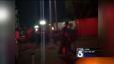 Man arrested in attack on woman beaten with skateboard in Venice