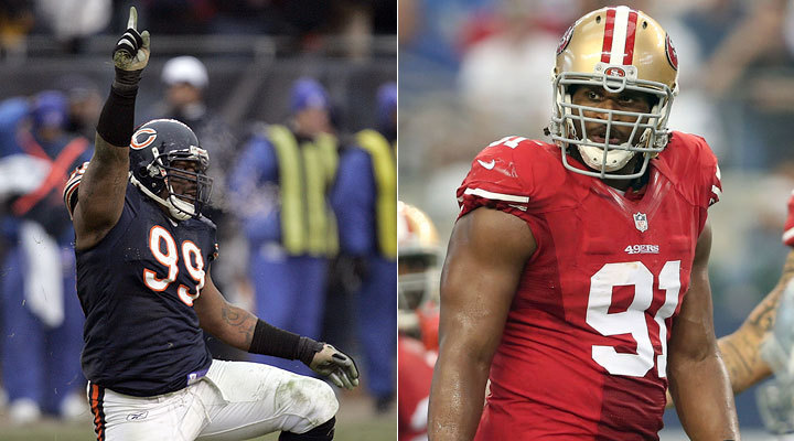 Ex-Bear Tank Johnson plans to offer advice to Ray McDonald