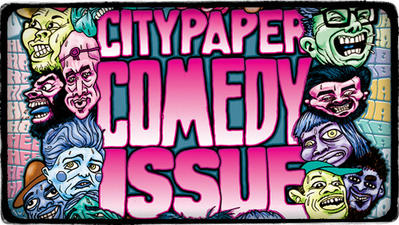 The 2015 Comedy Issue