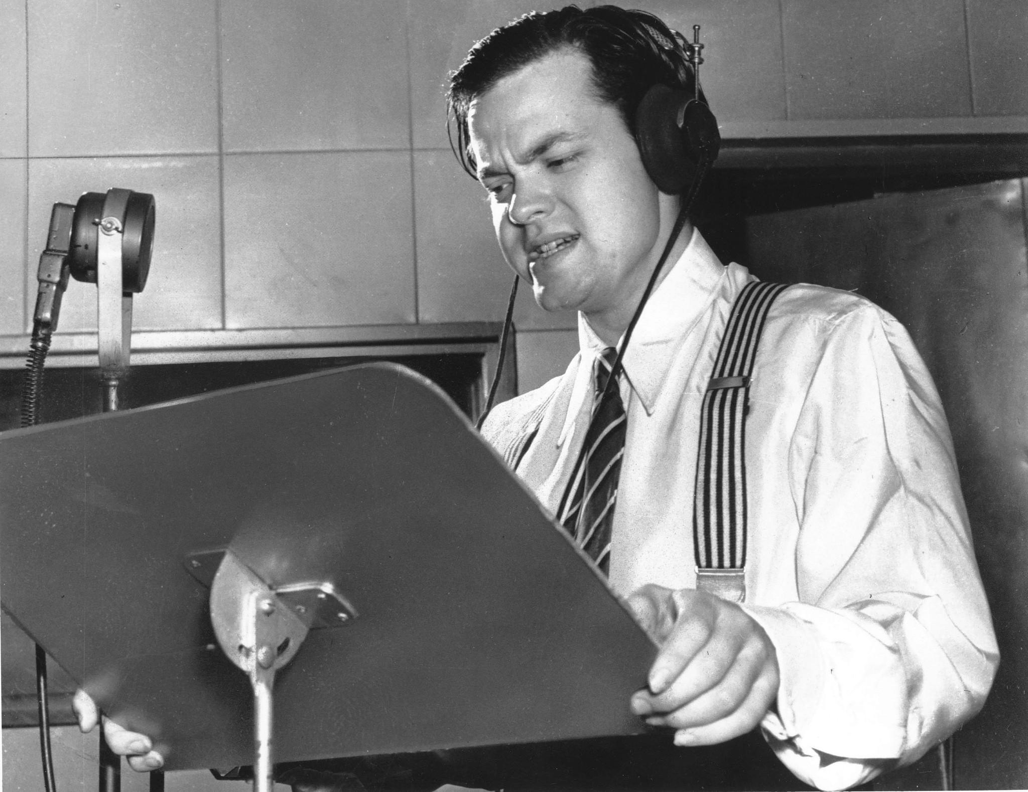 Wisconsin hometown to celebrate Orson Welles' 100th birthday