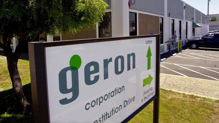 Geron Corp.
