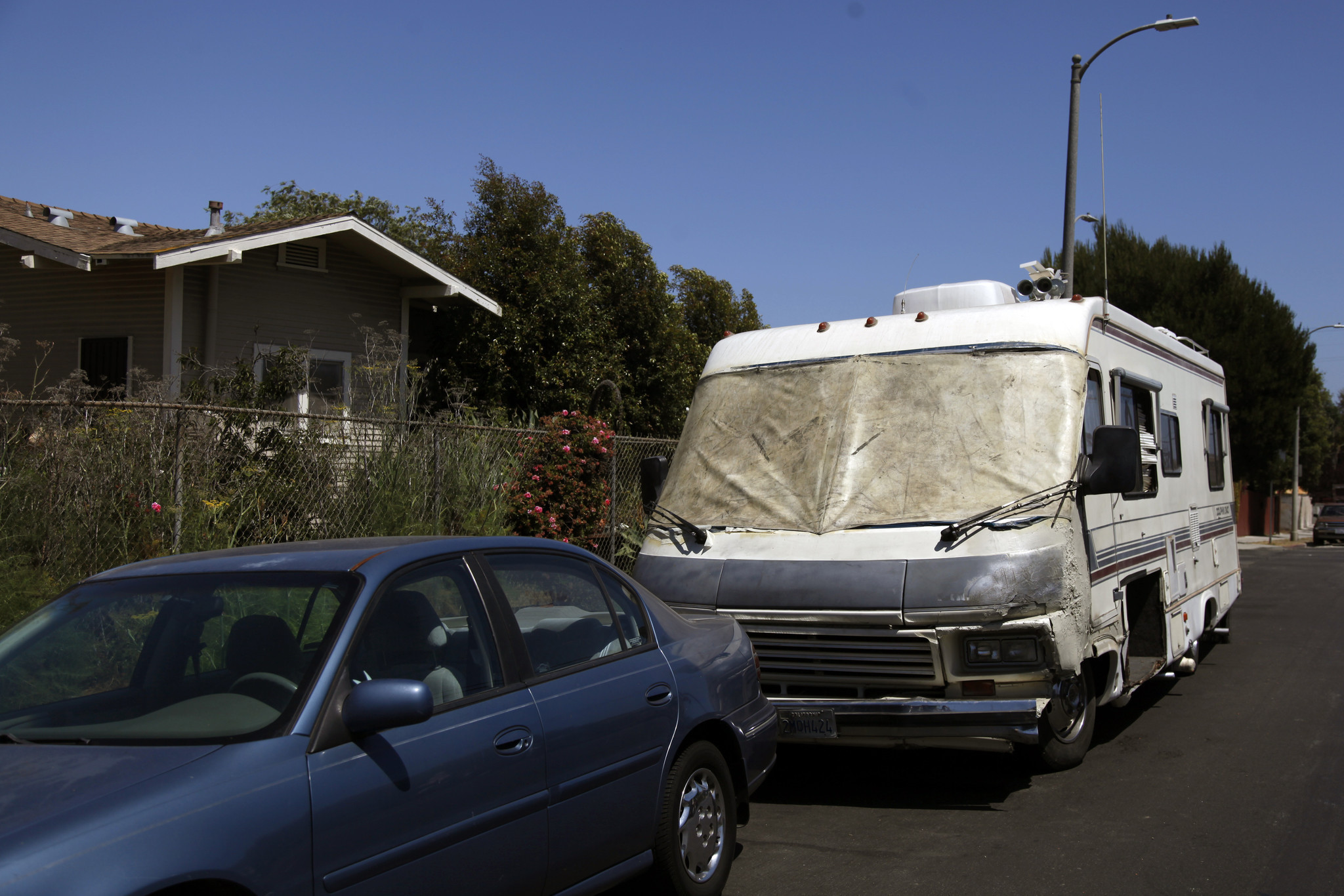 L.A. will seek to impose new ban on living in vehicles
