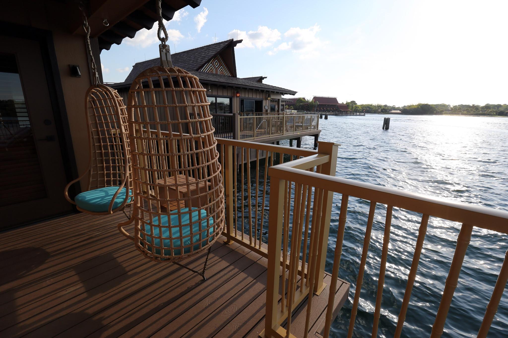 Disney S Polynesian Village Resort Unveils Bungalows