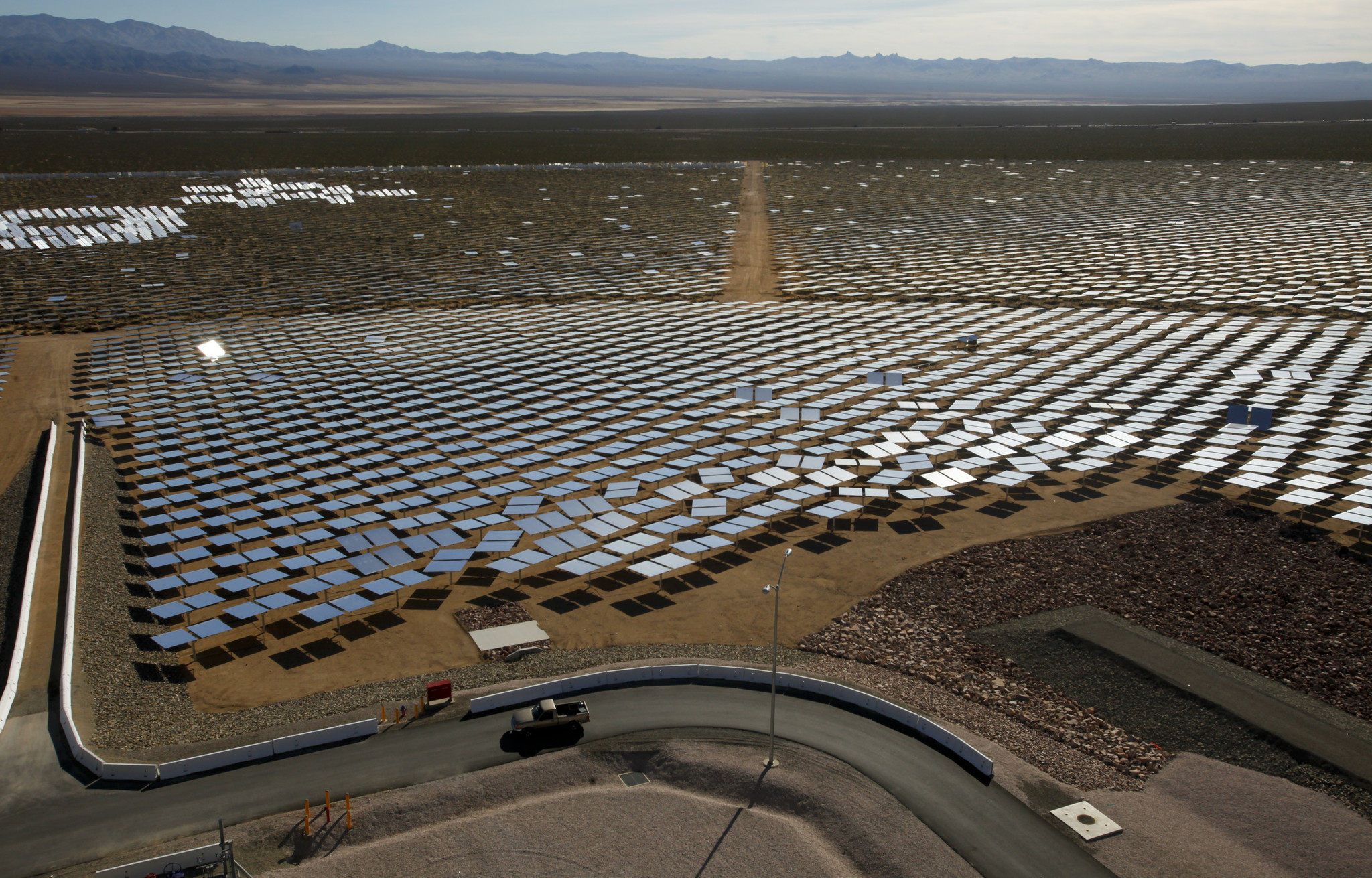 An unnecessary delay for Mojave Desert renewable energy plan
