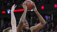 McDonald's All-American center Diamond Stone is far from unpolished