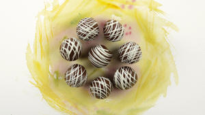 Chocolate creme eggs