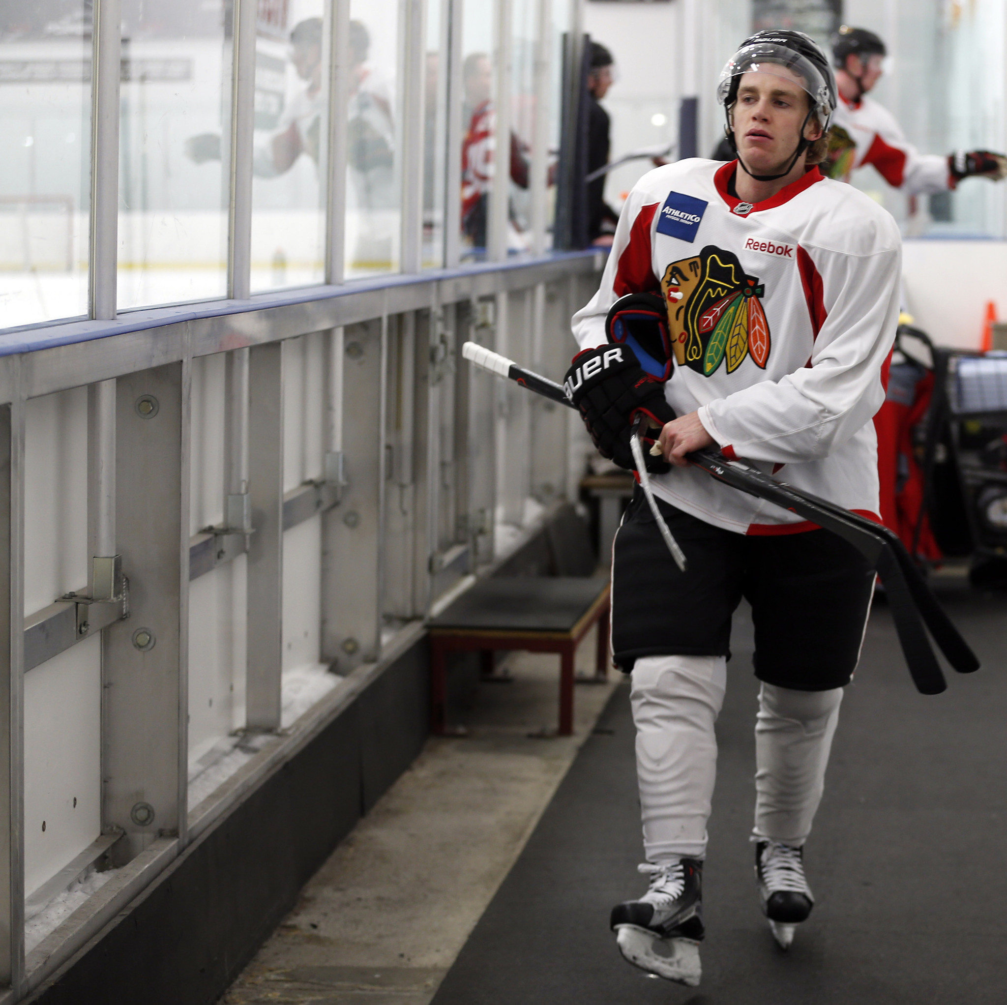 50 goals? Most Valuable Player? There seems to be no limit to what Patrick Kane can do this season