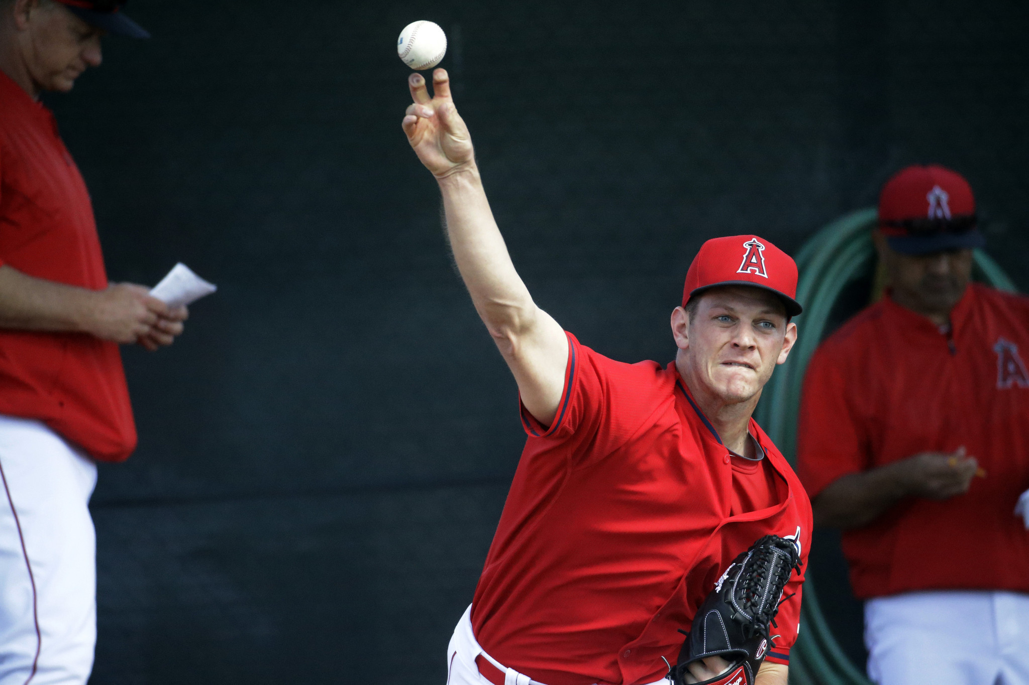 Tough baseball path about to pay off for Angels pitcher Drew Rucinski