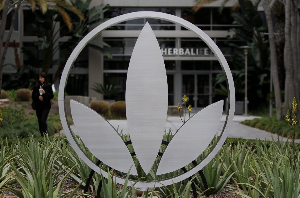 Herbalife stock probe turns to Bill Ackman's report on China