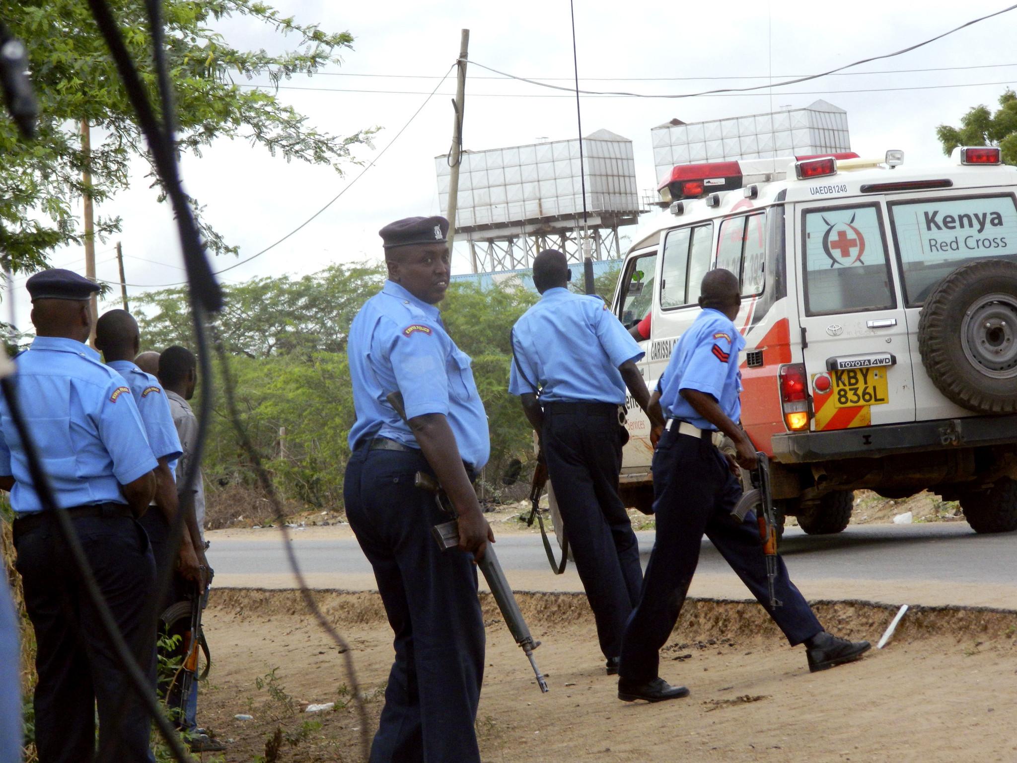 Gunmen attack university in Kenya; at least 15 dead
