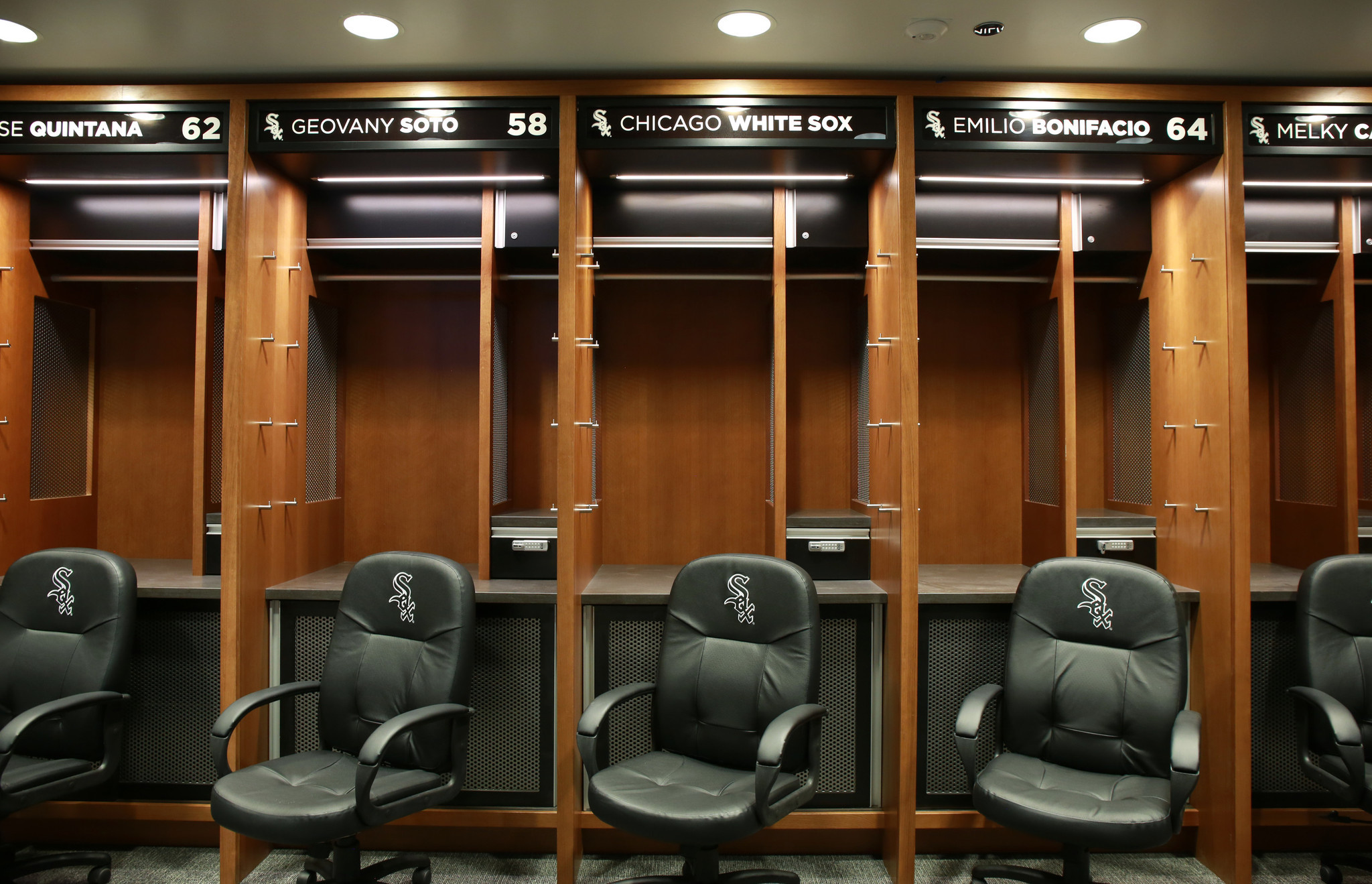 New White Sox clubhouse amenities a sight to behold - Chicago Tribune