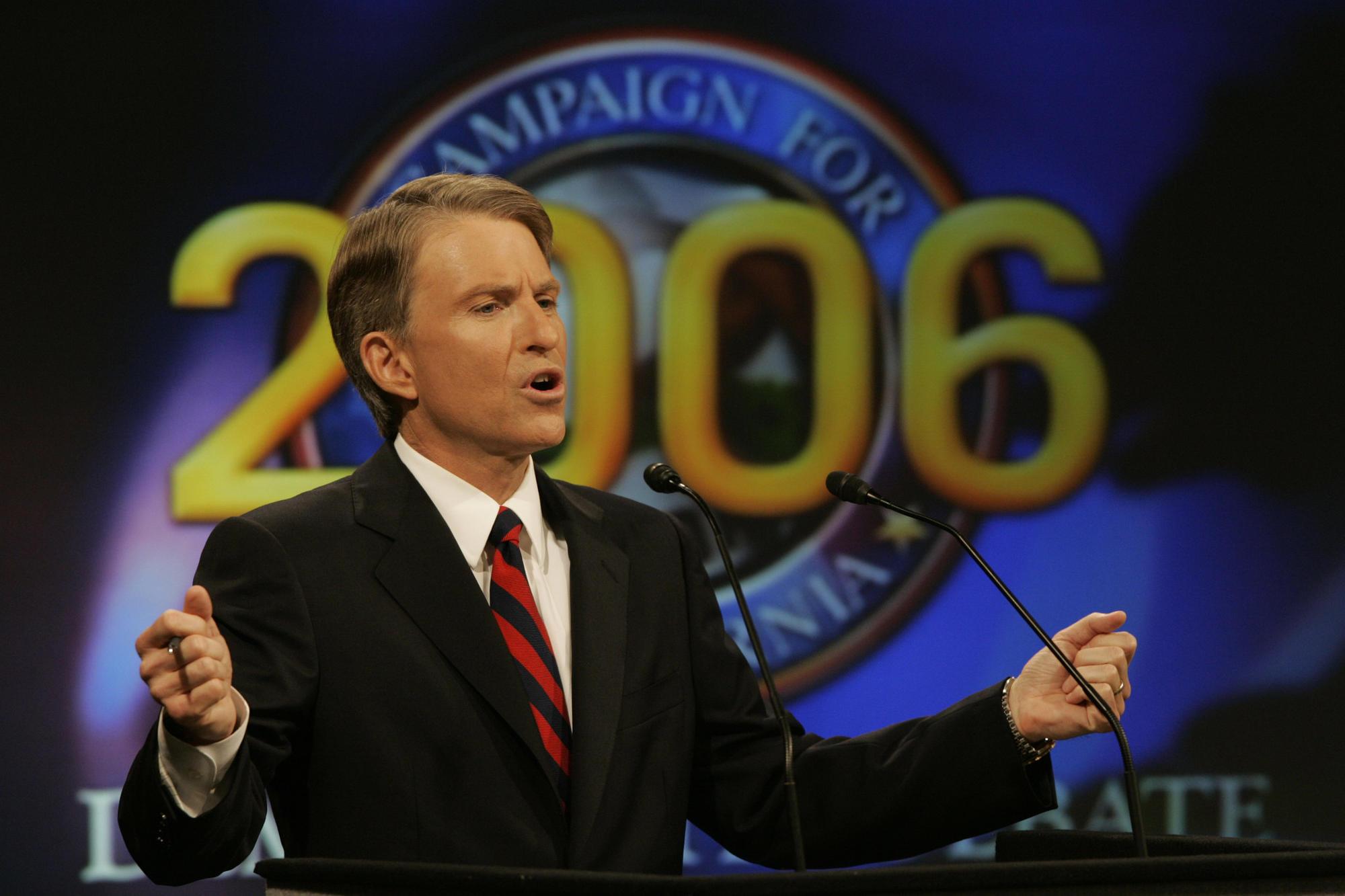 Former state Controller Steve Westly.