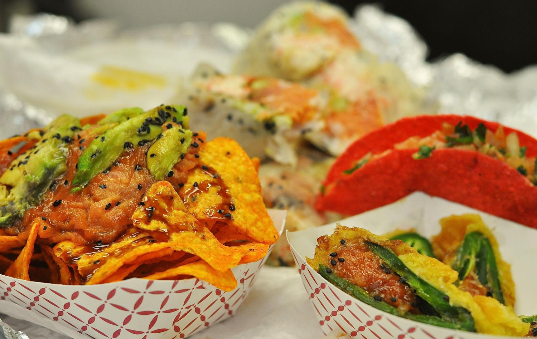 Food truck alert: Sushi burritos and spicy tuna nachos ...