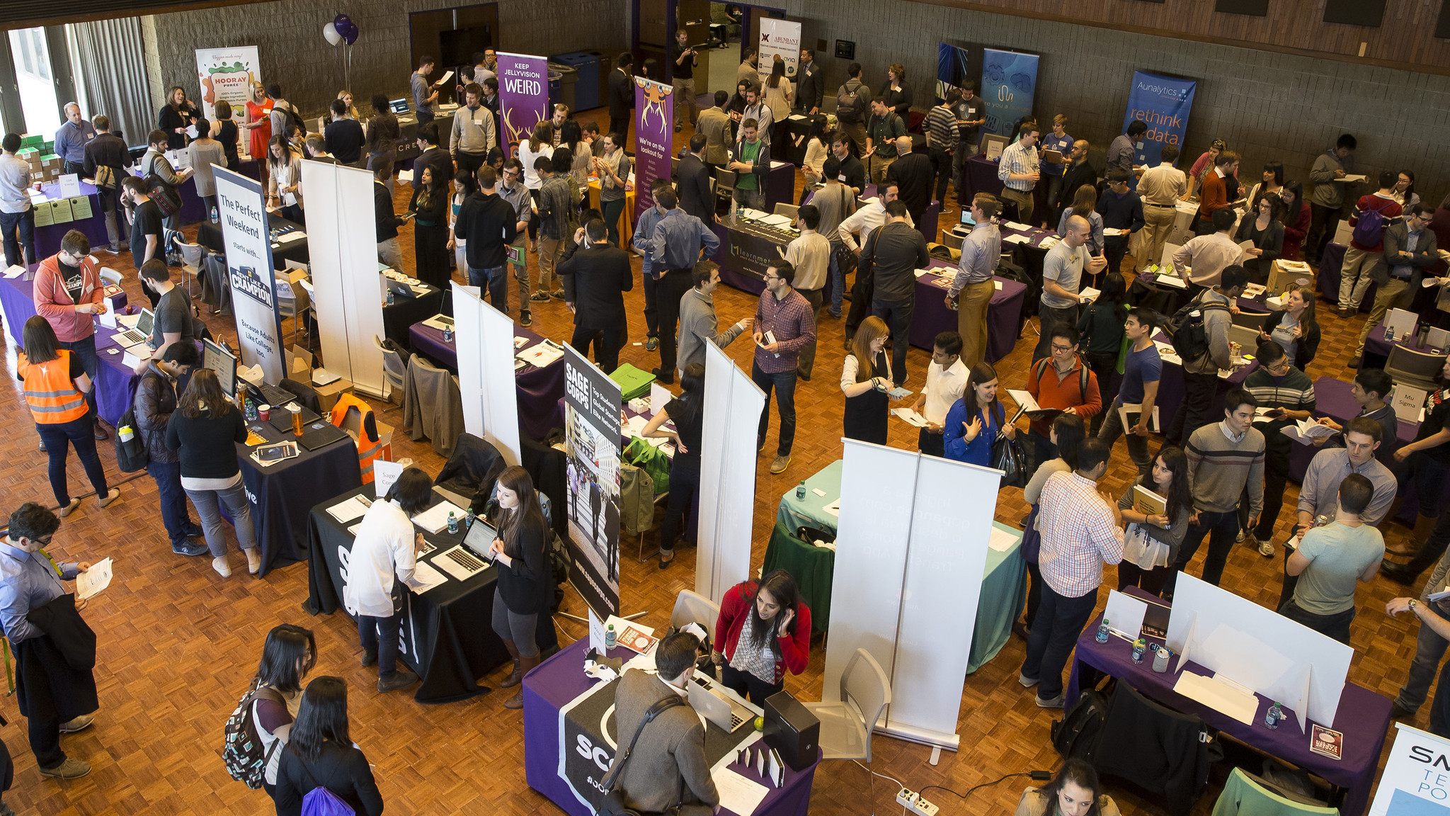 kellogg  booth students show increased interest in working