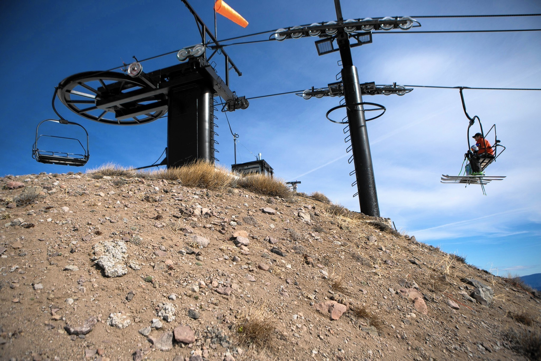 Ski resorts are investing in zip lines, mountain bike trails and other activities to make up for lack of snow