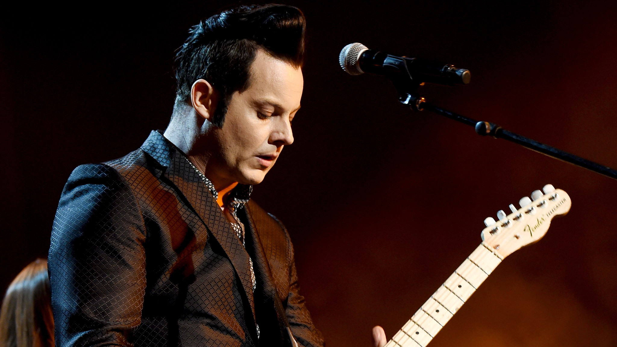 Jack White Bridges The Genres At Coachella La Times