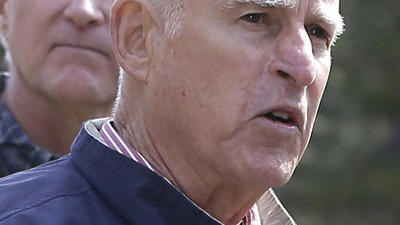 Drought will prove a formidable opponent in Brown's final term