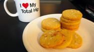 Snackcrafting: Thinking warm thoughts with saffron sables