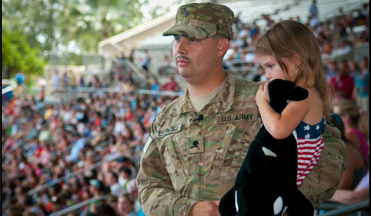 Waves Of Honor Offers Military Discounts And Freebies At Theme Parks   Sun  Sentinel