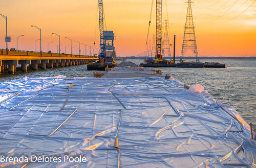 Business photos for James river bridge fishing pier