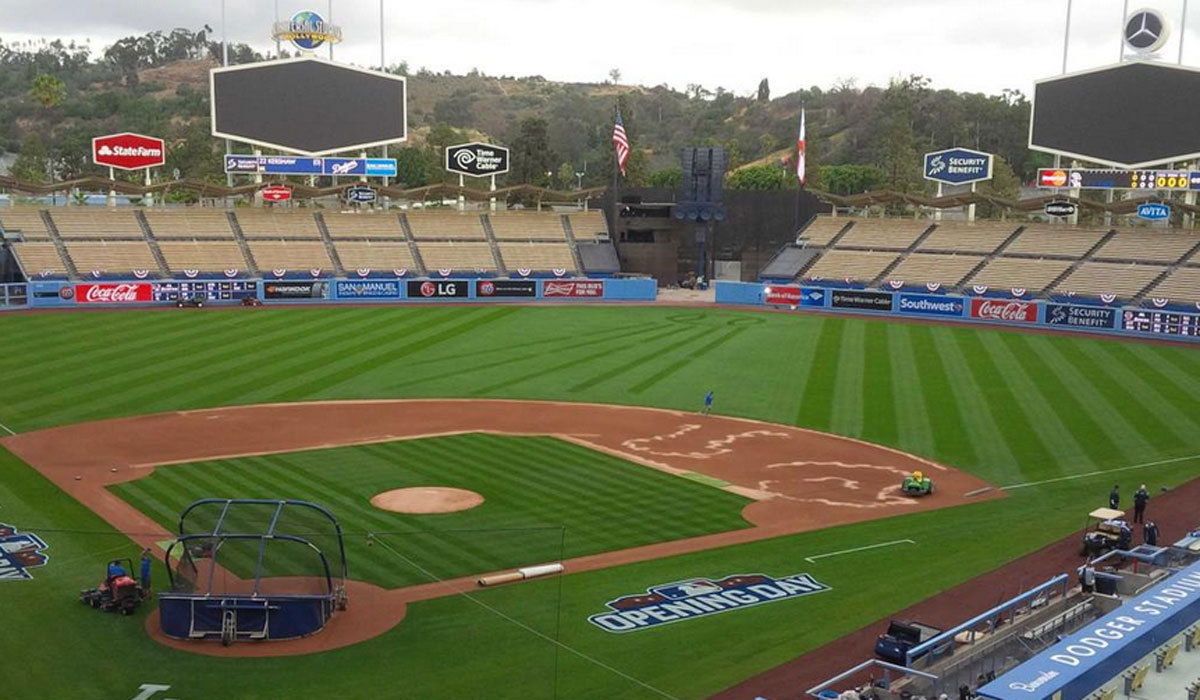 What's new at Dodger Stadium this season? - Orlando Sentinel