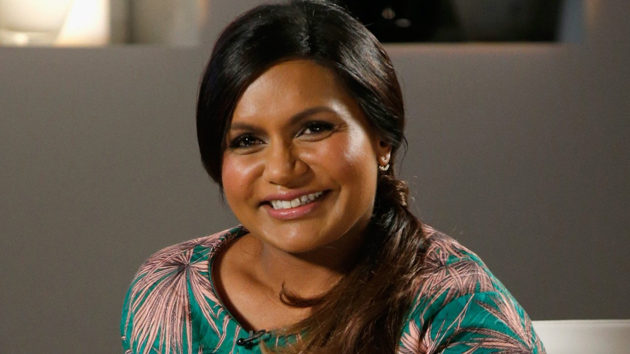 mindy kaling arm