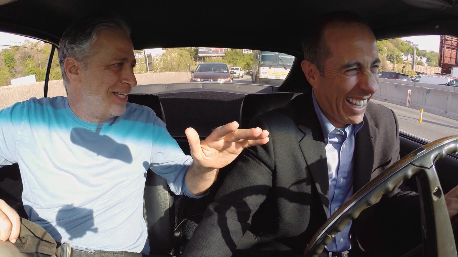 Steve Harvey Comedians In Cars Getting Coffee