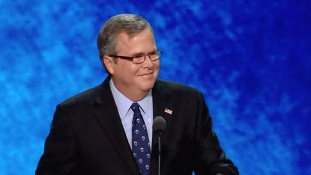 Jeb Bush marked 'Hispanic' on voter-registration form - Orlando ...