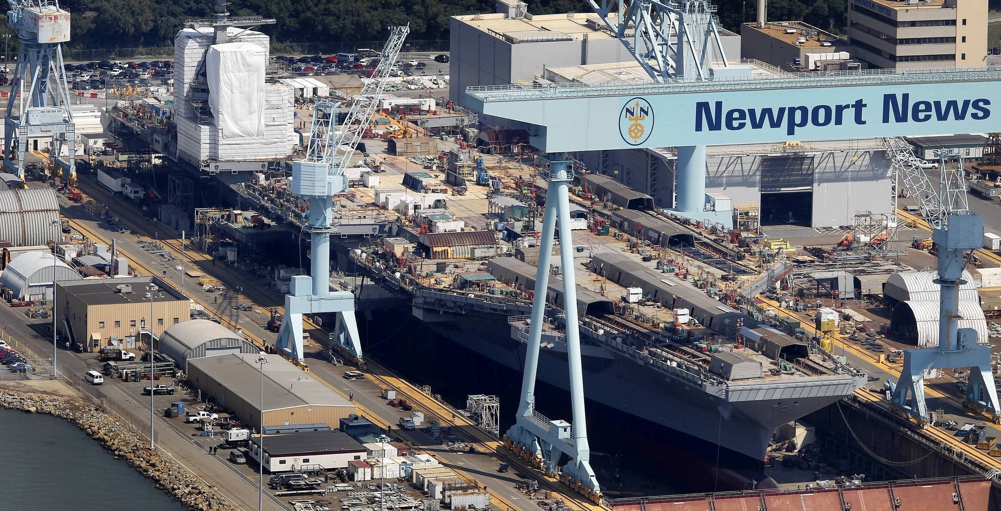Without Funding Boost Navy Shipbuilding Plan Runs Aground