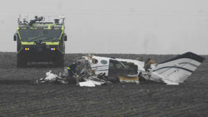 7 die in plane crash returning from NCAA final