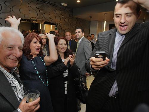 Photo Gallery Vartan Gharpetian Early Lead In Glendale