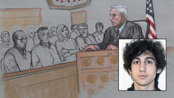 Tsarnaev guilty on all charges in Boston Marathon bombing
