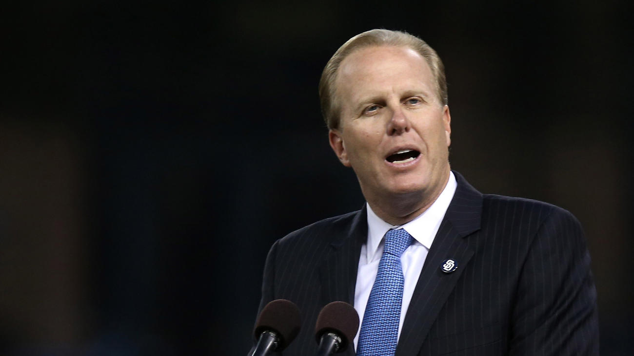 San Diego Mayor Kevin Faulconer.