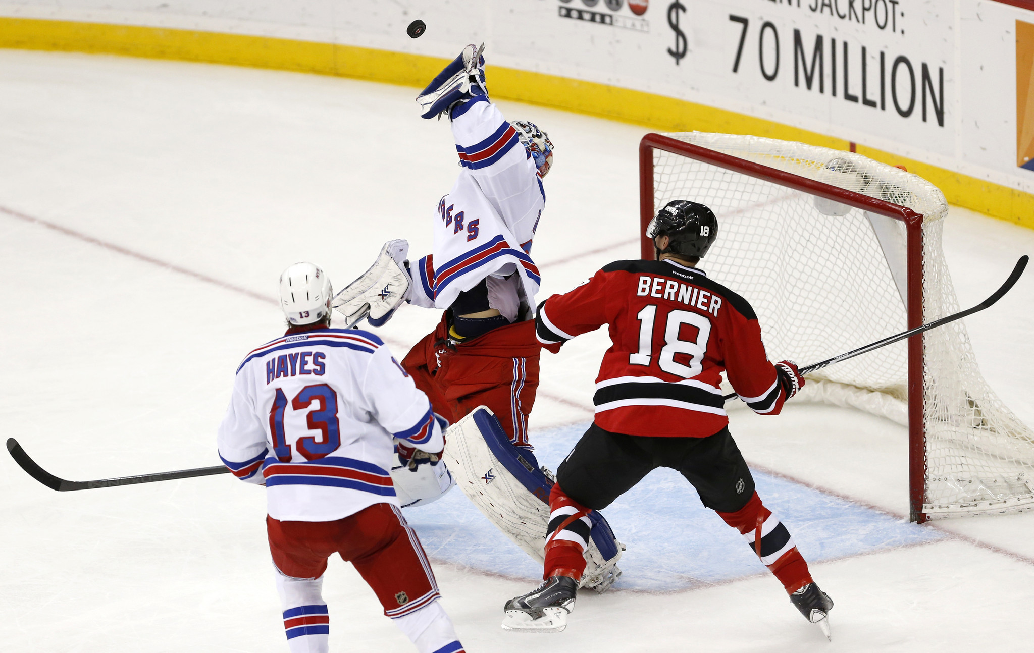 d29a08690 Rangers Clinch 1st Presidents  Trophy Since 1993-94 - Hartford Courant