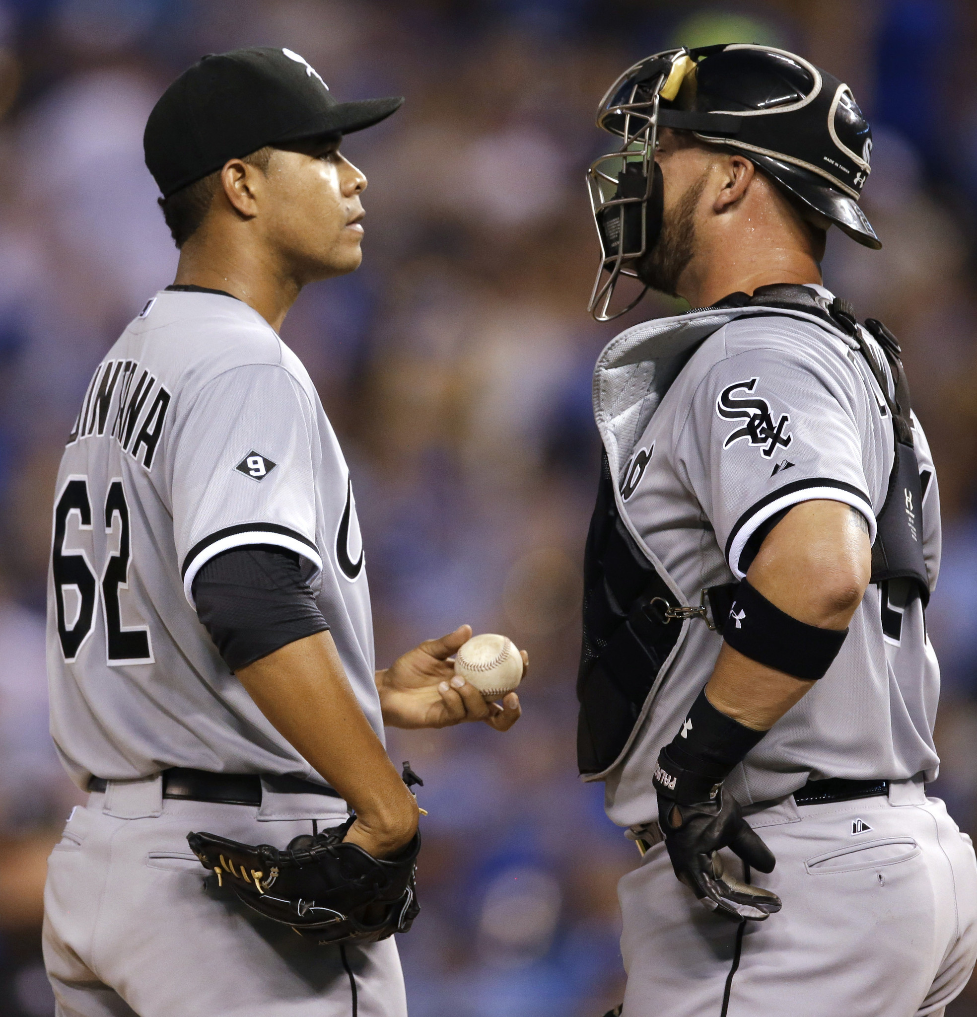White Sox Show Some Spark But Ultimately Misfire In 7 5 Loss To