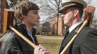 'Keep calm and croquet on': Mids, Johnnies ready to battle for bragging rights