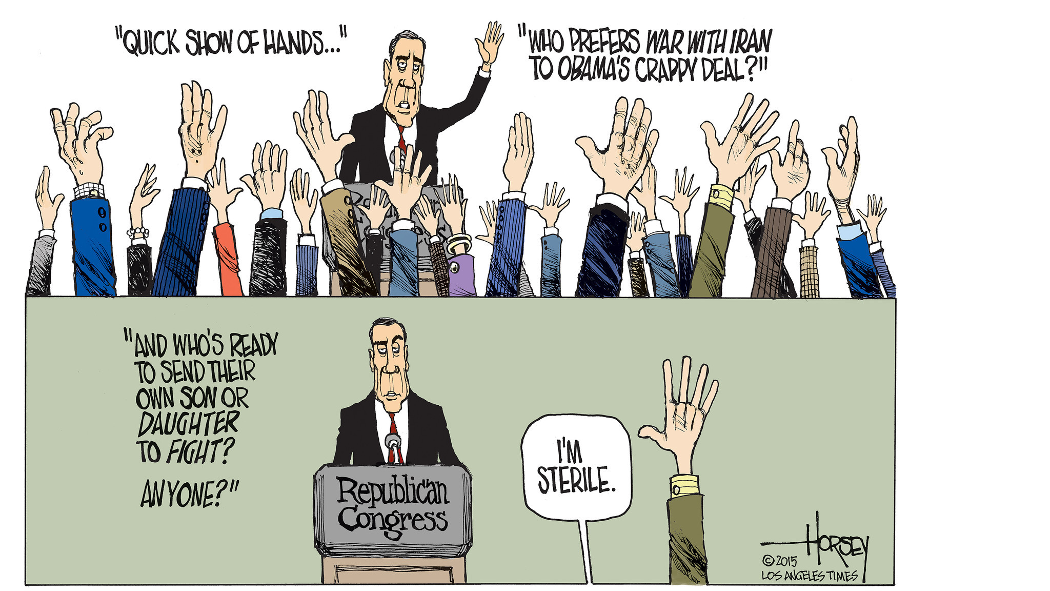 Image result for Congressional Hawks CARTOON