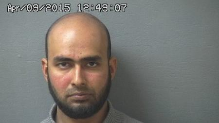 Faiz Ikramulla, 35