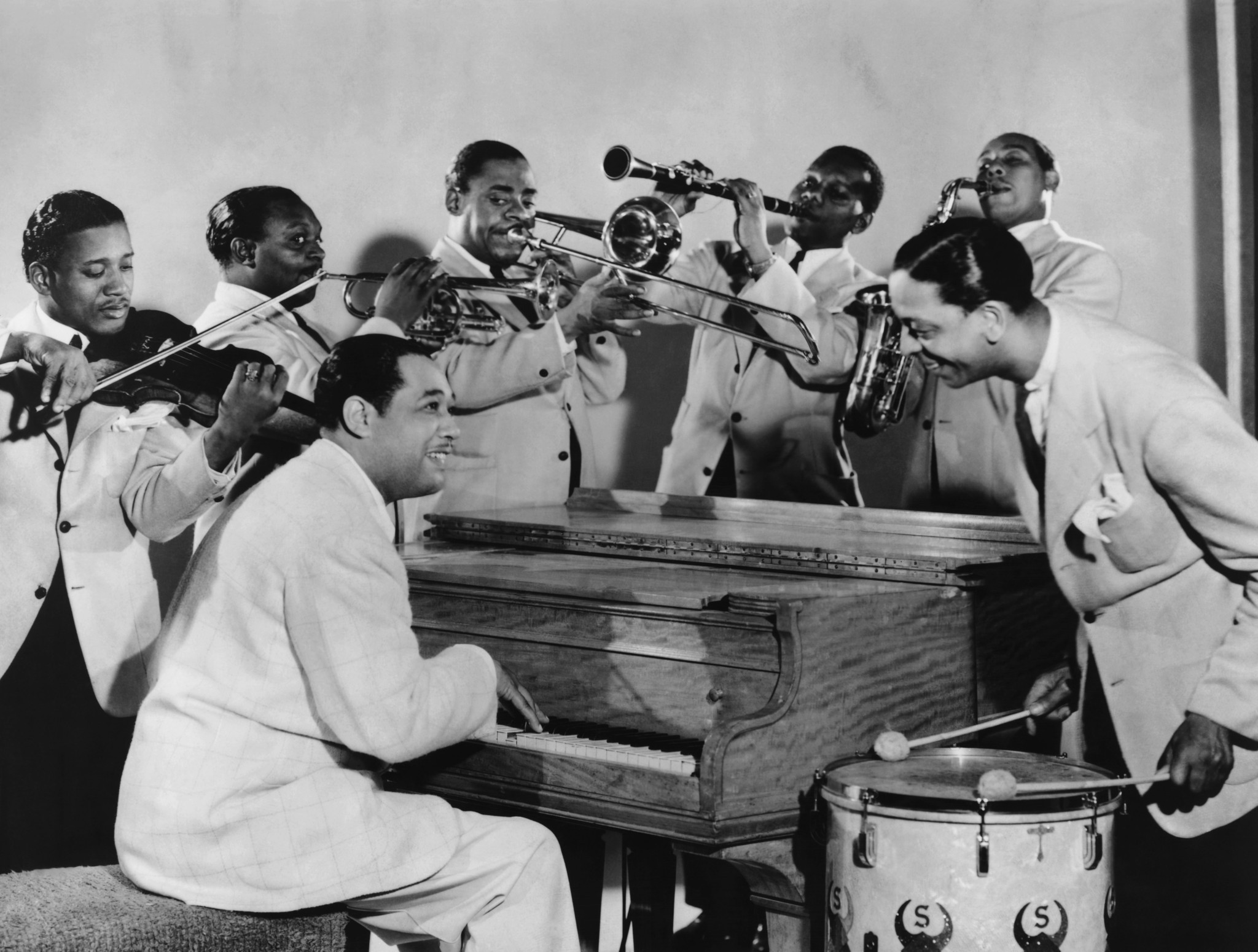 Duke Ellington And His Orchestra Deep Night / Please Be Kind