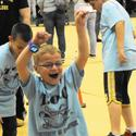 McDaniel hosts athletic tournament for kids with special needs