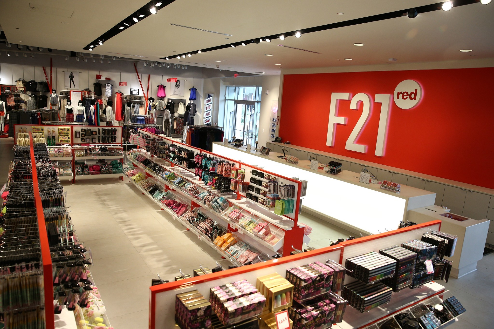 Forever 21 Bringing Deeper Discount F21 Red To Winter Garden Orlando Sentinel